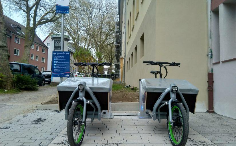 E-Lastenräder am Erbhof